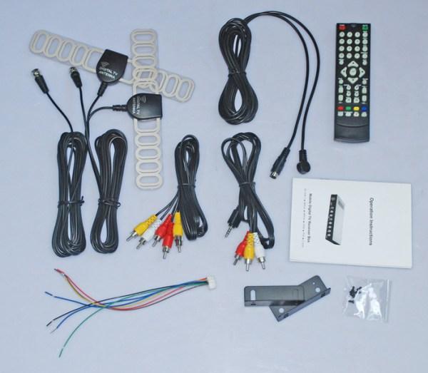 In car MPEG2-4 CAM CI Module 6 -