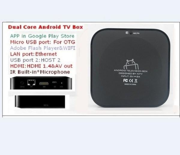 Dual Core Android iptv box iptv receiver 7 -