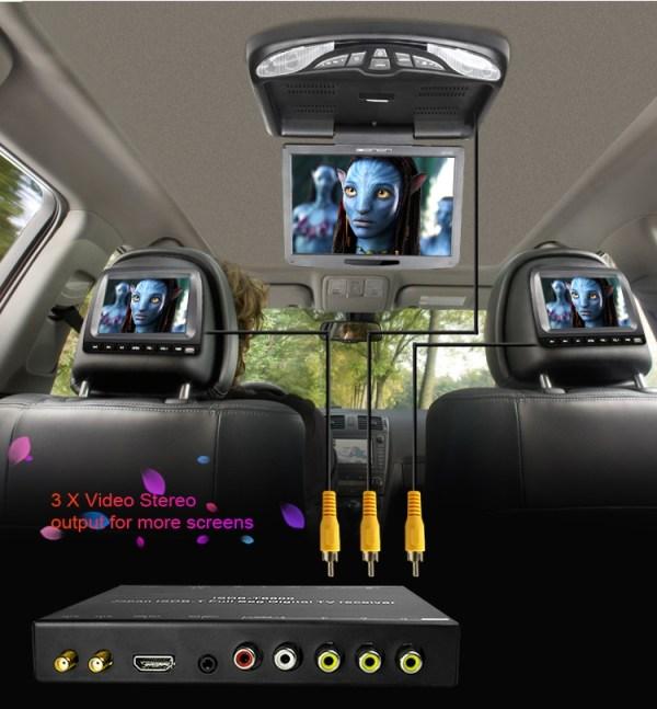 Japan car ISDB-T full with 1 seg digital tv tuner B-CAS 9 -