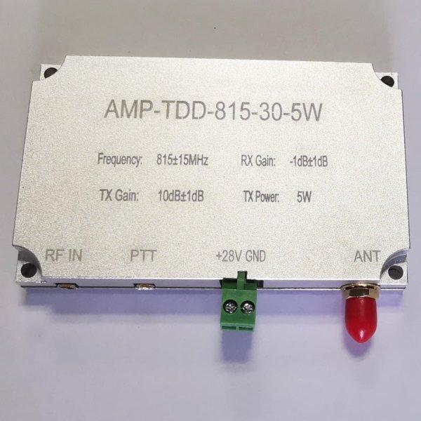 TDD PA Power Amplifier Module for DVB-T COFDM TX Transmitter transmission 1w 2w 5w 10w 15w 20w 1 -