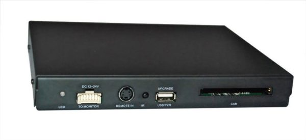DVB-T3000CI HD DVB-T MPEG4 receiver with CI CAM card reader Slot DTV Europe TNT TDT CA 7 -