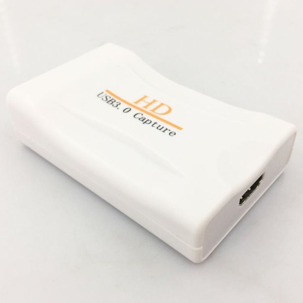 HDMI to USB 3.0 Video Capture Card Adapter 1080P 60fps HD Recorder Box For Mac Windows Linux Android 3 -