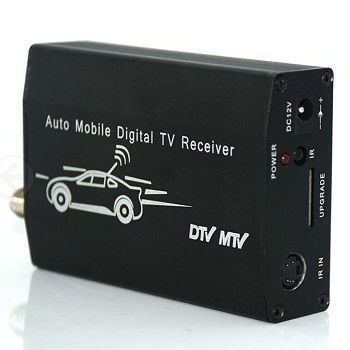 One Antenna auto mobile tv tuner HD car tv receive box for Japan/Brazil/Chile ISDB-T ISDB-T5009 1 -