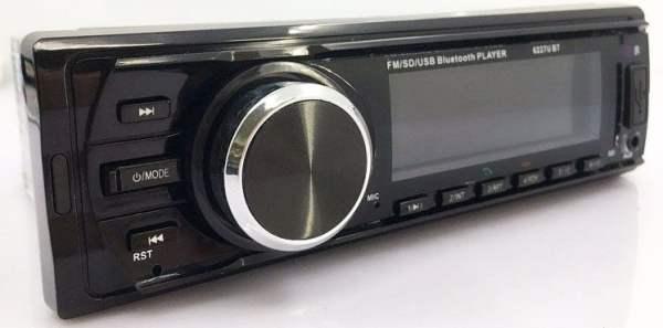Fixed Panel Car MP3 USB SD FM Bluetooth RDS  MP3-6227 3 -