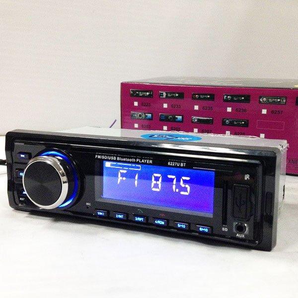 Fixed Panel Car MP3 USB SD FM Bluetooth RDS  MP3-6227 1 -