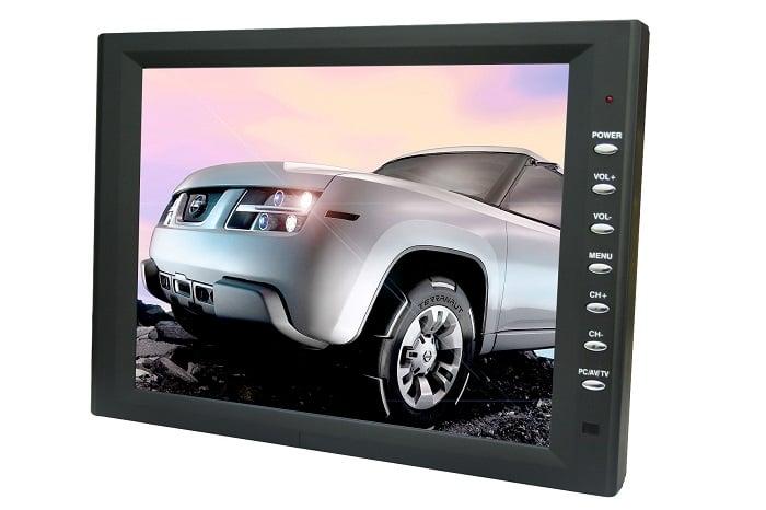 COFDM-221R HD Wireless Video Receiver COFDM Transmission 1 -