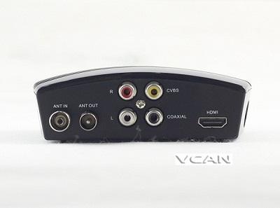 VCAN1076 HD mini Home DVB-T2 Digital TV Receiver H.264 black box MPEG4 USB PVR 1 -