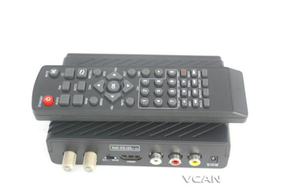 VCAN1098 Mini HD Home ATSC Digital TV Receiver for Mexico 4 -