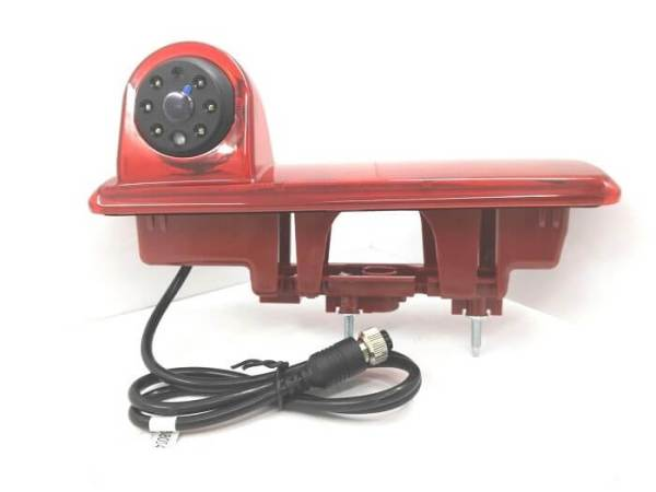 VCAN1337 Waterproof Car CCD CAMERA for OPEL VIVARO with audio night vision IR led 3 -