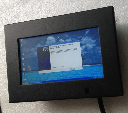7??Digital TFT LED VGA Touch Monitor IP66 VCAN1347 1 -