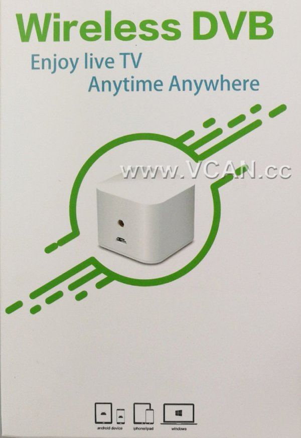 WIFI ISDB-T DVB-T2 ATSC Wireless Digital TV box for Android phone or Pad for Car outdoor Home 3 -