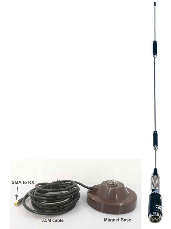 COFDM receiver Antenna for Wireless Video Transmission RX aerial VCAN1514 2 -