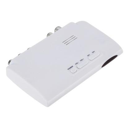 Digital TV ISDB-T ISDB-C Receptor TV Tuner Receiver TDT Set Top Box H.264 HDTV Decoder For VHF UHF TV Antenna 4 -
