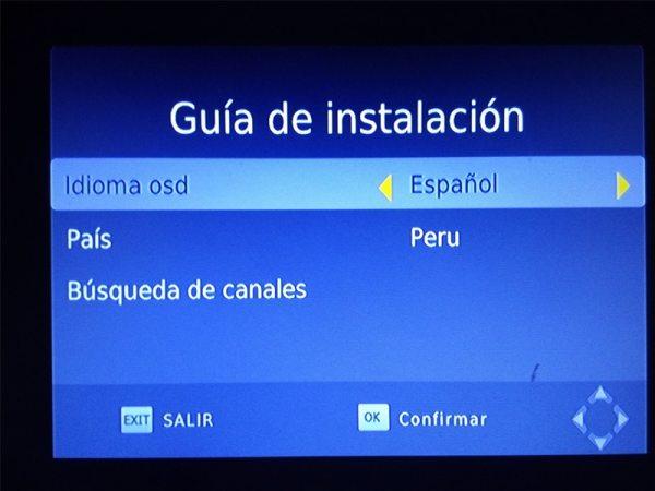 HD FTA ISDB-T receiver tv tuner Terrestrial for Brazil Argentina Chile Venezuela Costa Rica Philippines 5 -