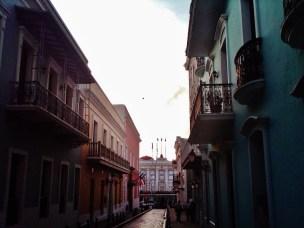 Old San Juan Puerto Rico governor palace