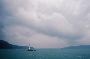 Black Sea near Istanbul