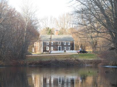 1 Medway and Millis Charles River house on bank