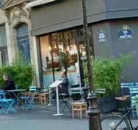 KB Cafe, Paris