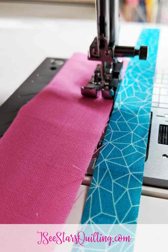 How to MASTER the quarter inch seam. Want to improve your beginner/intermediate sewing skills? do this and you'll be well on your way