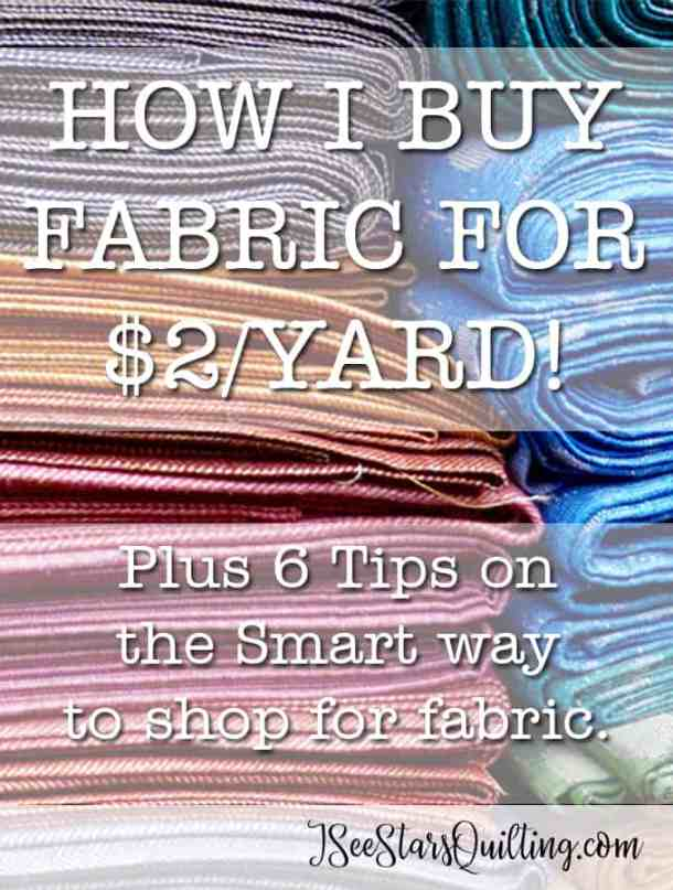 The Smart Way To Shop For Fabric