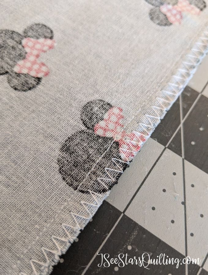 Vacation Sewing Projects