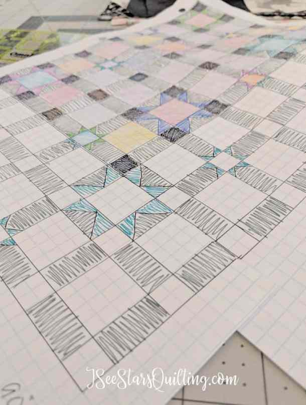 free quilt planning pack graph paper download  u22c6 i see