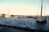 Stormen Urd 27/12 2016 Holbæk havn Kl. 11:37