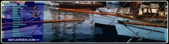 Iserfjorden.com banner