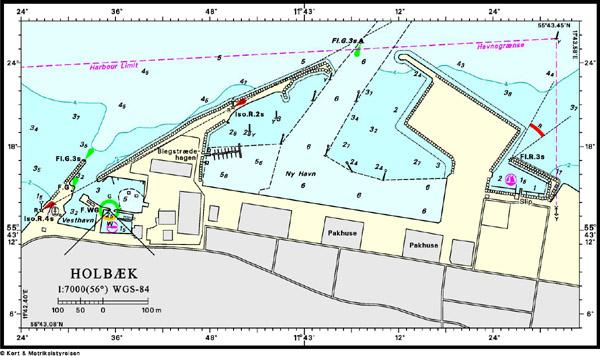 Havneplan Holbæk havn