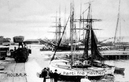 Parti fra Holbæk havn