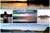 200.000 besøg Oktober 2020