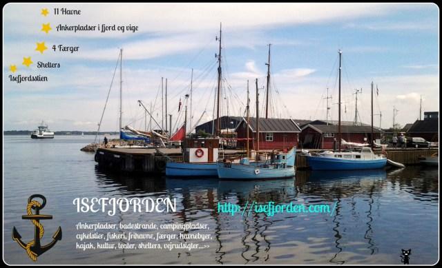 Isefjorden.com - Privat Internetportal med fokus på Isefjorden, Sjælland Danmark.