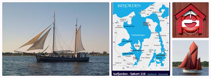Banner - Isefjorden, sjælland Danmark