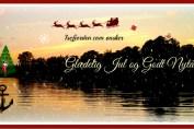 Glædelig Jul og Godt nytår 2016 fra Isefjorden.com