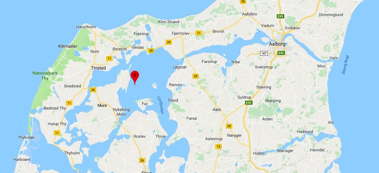 Limfjorden er ikke en fjord