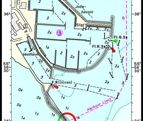 Havneplan Lynæs havn