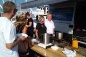 Muslingefest 2014 på Holbæk gammel havn