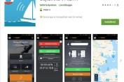 Sejl sikkert alarm app - Makværk udgivet af Søsportens sikkerhedsråd og Søfartstyrelsen