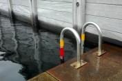 Sikkerhed på Holbæk ny havn - September 2019. Isefjorden.com