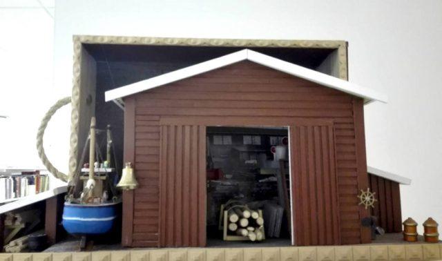 Søren Wolstrup - Miniature-modeller Holbæk havn