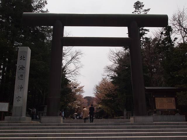 北海道神宮のアクセス方法と無料駐車場