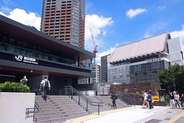 東京大神宮アクセス(飯田橋駅)