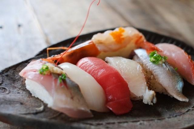 おもてなし料理(にぎり寿司)