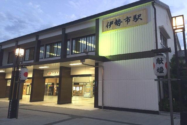 伊勢市駅の車椅子レンタル