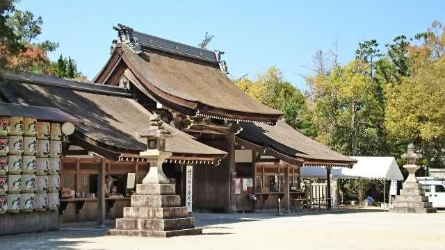 伊弉諾神宮(淡路島)