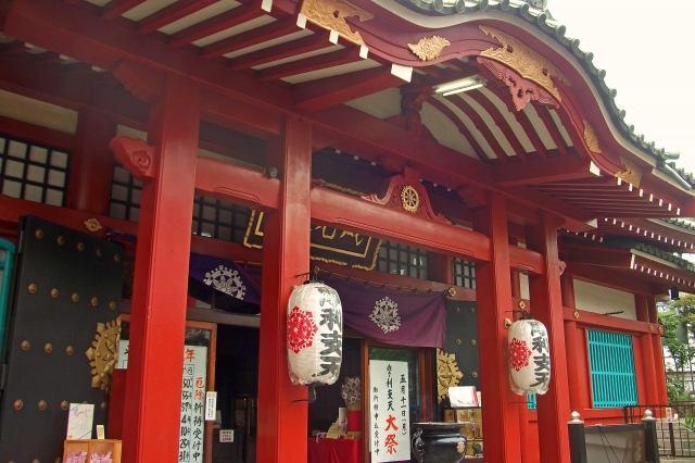摩利支天(上野・徳大寺)