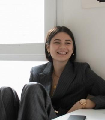 Illustration du profil de Chloé