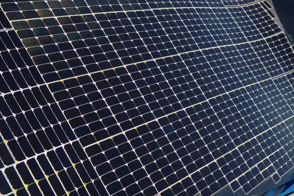Breakthrough Solar Cell
