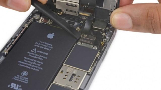 Apple mejorará la batería del iPhone con un chip propio