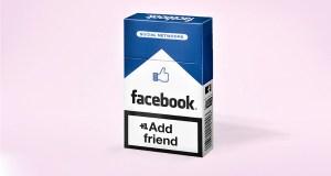 Facebook regulado como el tabaco